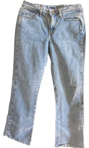 Wrangler Straight Leg Jeans-Medium Wash