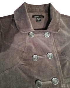 ROBERT LOUIS Corduroy steel-gray Jacket