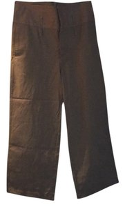 Gucci Wide Leg Pants Khaki