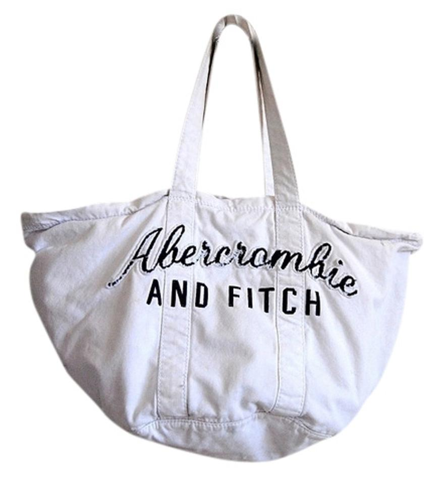 abercrombie fitch white abercrombie fitch shoulder