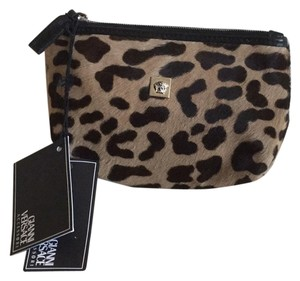 Versace Animal Print Clutch