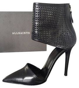 AllSaints Black Pumps