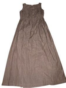 Taupe Maxi Dress by J. Jill