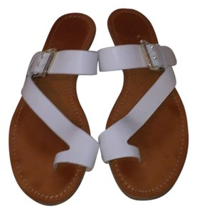 Vince Camuto White Sandals