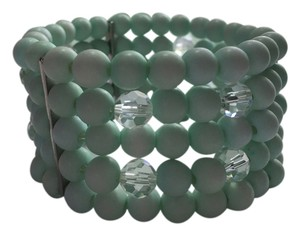 Charming Charlie Beaded gem bracelet