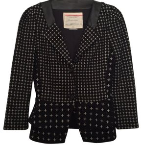 Cartonnier Black and white Blazer