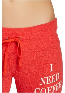 Wildfox Brand new with tags attached- Size MEDIUM (JUNIOR). Wild fox 'I NEED COFFEE' Lounge Pants