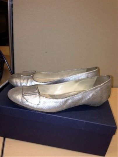 Faonnable Silver Flats