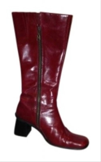 Nine West Ruby Red Boots
