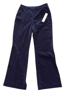 Coldwater Creek Trouser Pants Blue