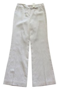 Ann Taylor Trouser Pants White