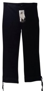 Betsey Johnson Capri/Cropped Pants Blac