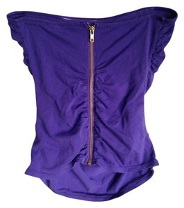Moda International Top purple