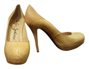 Sergio Zelcer Cream Pumps