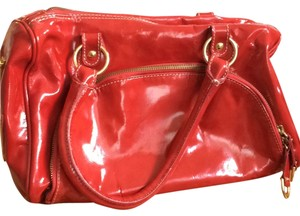 Guia's Satchel in Red