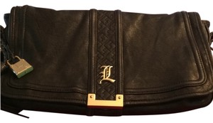 L.A.M.B. Satchel in Black