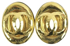 Chanel Clip-on Earrings CCTLM33