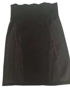 Elizabeth and James Mini Skirt black