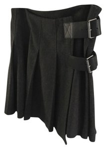 Burberry Brit Skirt Charcoal