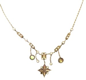 The museum company 1920's Style Necklace