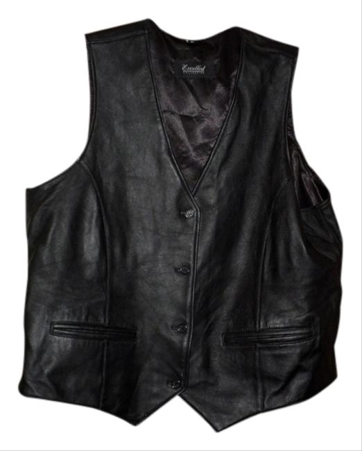 Preload https://item3.tradesy.com/images/excelled-black-vest-size-16-xl-plus-0x-1173007-0-0.jpg?width=400&height=650