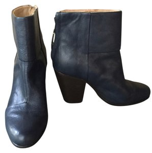 Rag & Bone Navy Boots