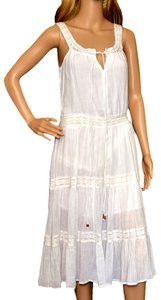 Jenny Han short dress white lace on Tradesy