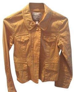 American Rag Button Down Shirt Yellow