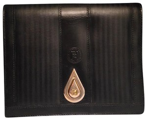 Fendi Clutch Vintage Convertible Shoulder Bag