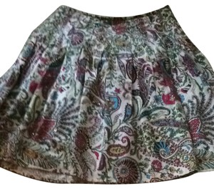 I.C.E Skirt Multi Colored