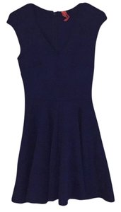 Eight Sixty short dress Cobalt blue on Tradesy
