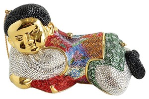 Judith Leiber Multi-Color Clutch