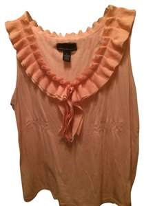 Isabella Rodriguez Top Light Coral