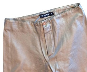 Dina Bar-El Straight Pants Bronze