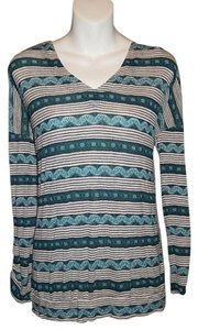 Lucky Brand Top Navy