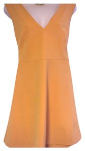 Zara Cute Woman Mod Fit Flare Mod S Dress