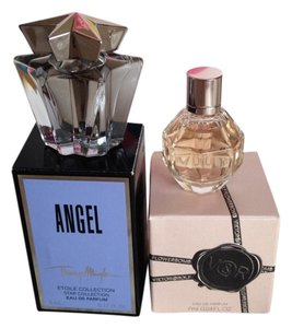 Thierry Mugler Miniature Collection Angel&Flowerbomb