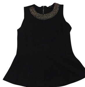 Saks Fifth Avenue Top Blac