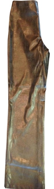 Tark 1 Straight Pants Gold
