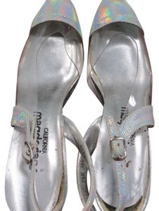 california magdesians silver with irradescant toes Formal