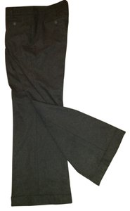 Gap Wide Leg Pants Charcoal Gray