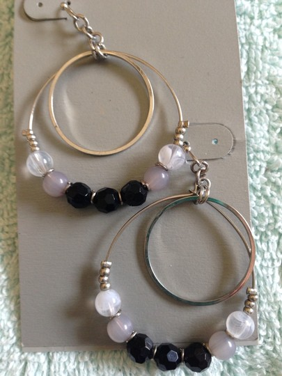 New York & Company Earrings With Matching Bracelet