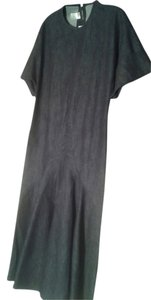 dark blue Maxi Dress by Derek Lam Denim Midi