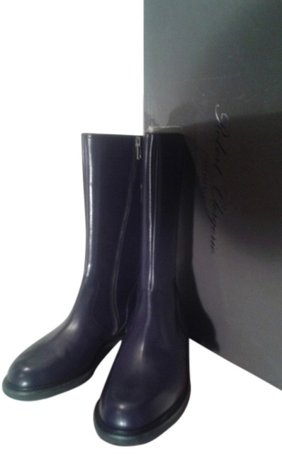 Robert Clergerie Black Buttersoft Leather Boots/Booties Size US 10 Regular (M, B) Robert Clergerie Black Buttersoft Leather Boots/Booties Size US 10 Regular (M, B) Image 1