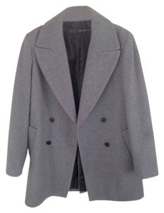 Zara Overcoat Blazer Coat