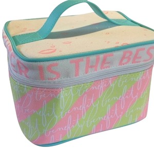 Benefit BENEFIT Laughter Is The Best Cosmetic MAKEUP TRAIN CASE