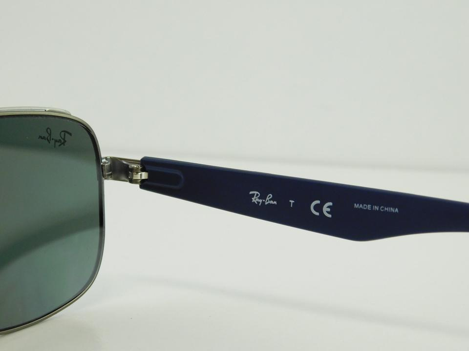 Ray Ban Navy Sunglasses