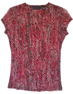 Unknown Context And Sleeve Tanktop Camis T Shirt Black, burgundy, beige