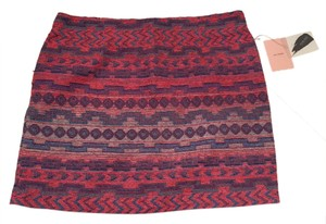 Forever 21 Mini Skirt Aztec