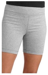 Danskin Now Mini/Short Shorts Heather Grey